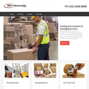 Packaging distribution business
