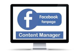 Facebook content manager
